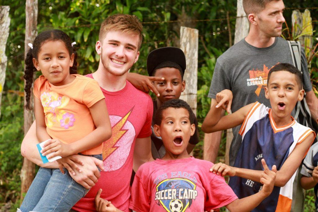 Dominican Republic Missions - sport camp