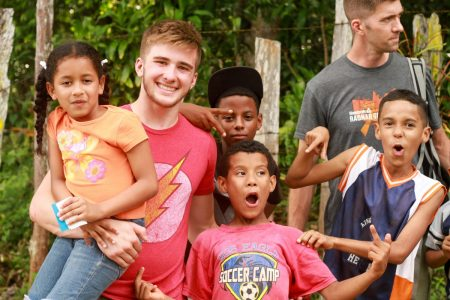 Dominican Republic Missions - sport camp
