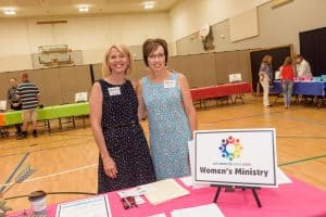 Calvary Women Leaders