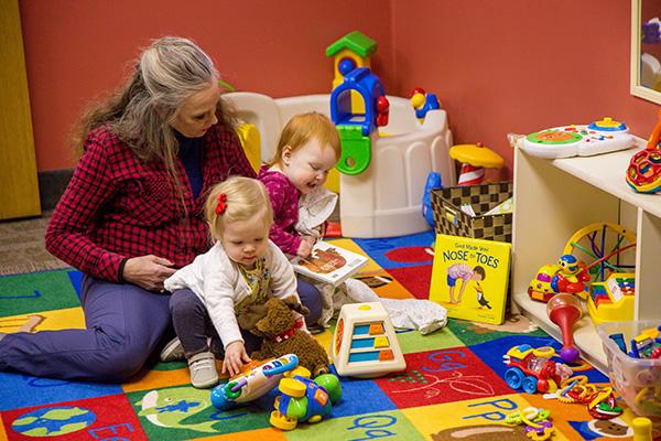 Nursery / Preschool Sunday School