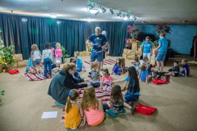VBS story