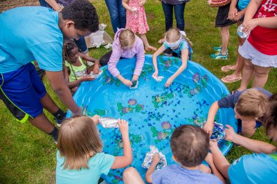VBS activity
