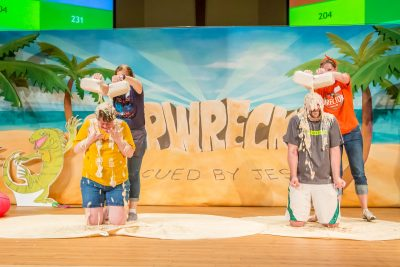 VBS last day