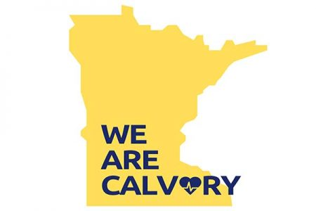 We are Calvary Campaign logo