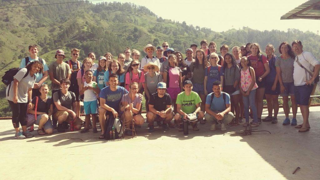 Dominican Republic Mission Team 2019