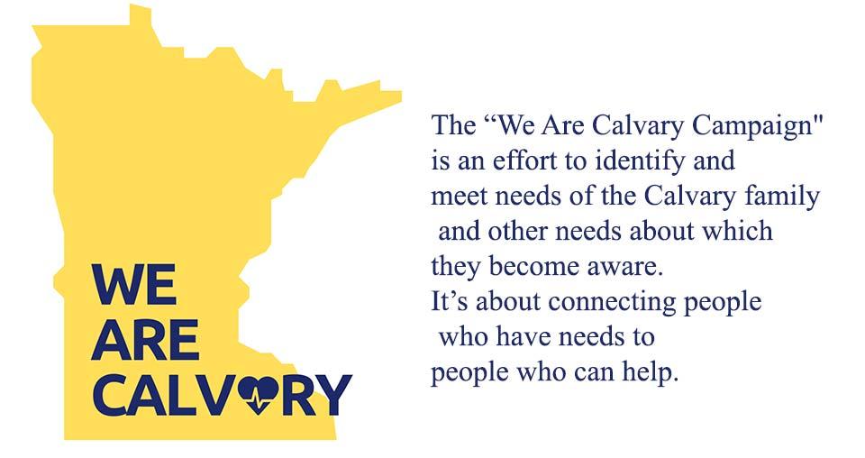 We Are Calvary