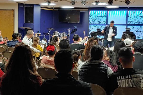 Lahu Worship Service