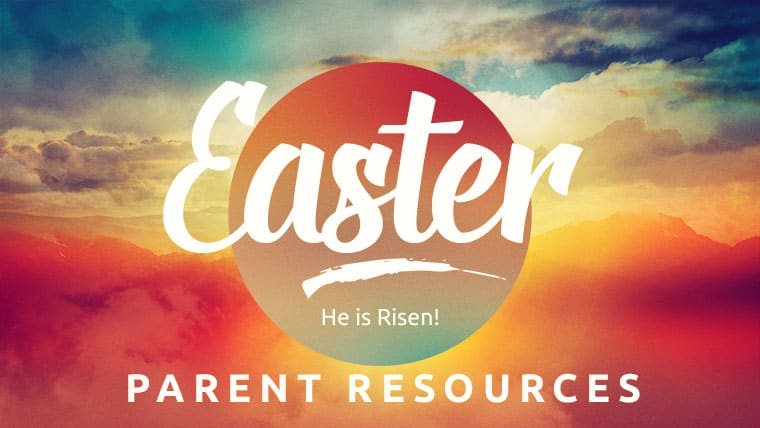 Easter Parent Resources