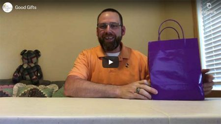 Good Gifts Calvary Kids Video