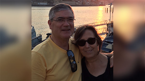 António and Ana Maria Figueira